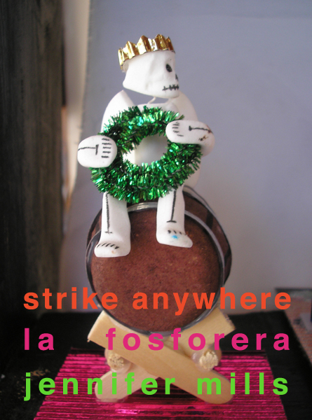 Strike Anywhere/La Fosforera